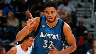 Karl anthony towns - highlights 2016/17