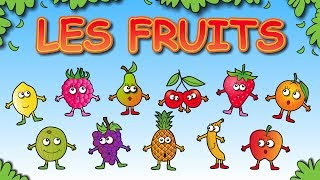 Learn the fruit in French