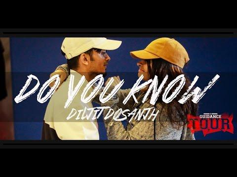 "DO YOU KNOW - Diljit Dosanjh | Gaurav N Chandni Choreography | GUIDANCE Tour ""Mumbai"""