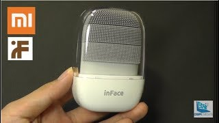 First Look: Xiaomi inFace Electric Sonic Facial Cleaner