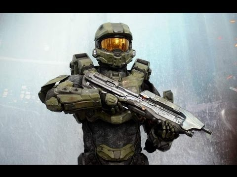 halo 4 official movie trailer 2012 hd live action series