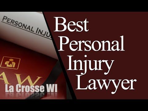Best Car Truck Motorcycle Automobile Accident Personal Injury Lawyer La crosse WI