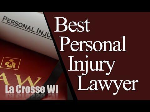 Personal Injury Lawyer La Crosse WI