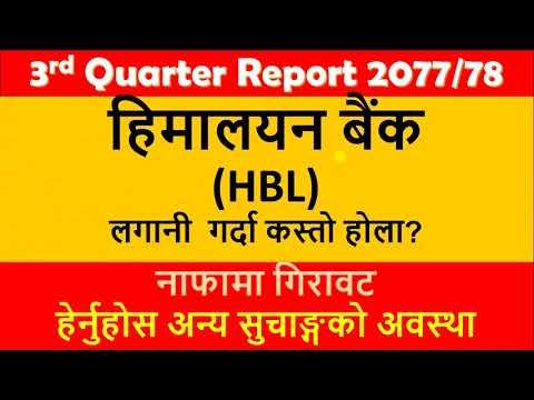 #Q3_2077.78   Himalayan Bank Fundamental Analysis   Nepali Share Market News   Ram hari Nepal