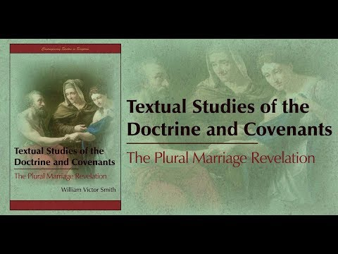 Plural Marriage Revelation by William V. Smith