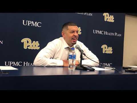 Pitt MBB HC Jeff Capel 1/22/19 | Duke | SPN