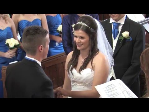 Jess & Max Wedding vows