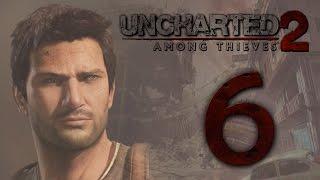 Uncharted 2: El reino de los ladrones | Let's Play en Español | Capitulo 6
