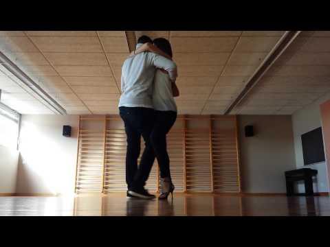 Kizomba Djoo & Camille  - Tourner la Page de Zaho