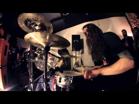 Baptists - Live at Rain City Recorders (Drum Cam)
