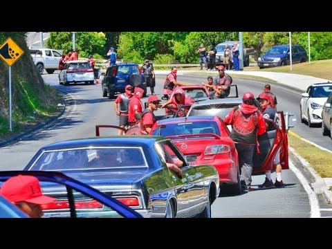 Shots fired at Mongrel Mob funeral