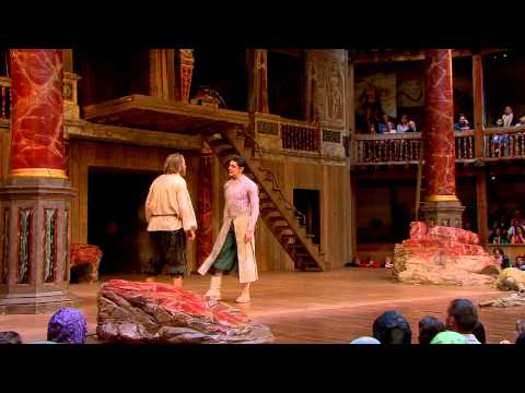 The Tempest: Act 1,  2  Shakespeare's Globe  Rent or Buy on Globe Player