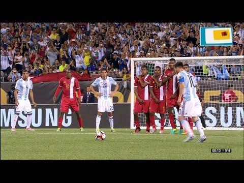 Argentina vs Panamá - Copa América Centenario 2016 - Partido completo