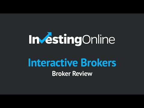 Interactive Brokers Review - Forex, CFDs, Stocks & Futures - InvestingOnline.com