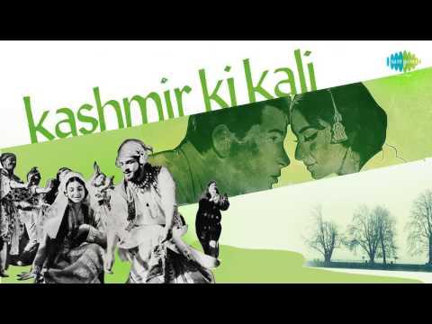 Hai Duniya Usiki (Revival) - Mohammed Rafi - Shammi Kapoor - Kashmir Ki Kali [1964]