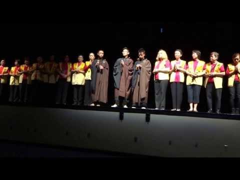 Performance by Buddha's Light International Association
