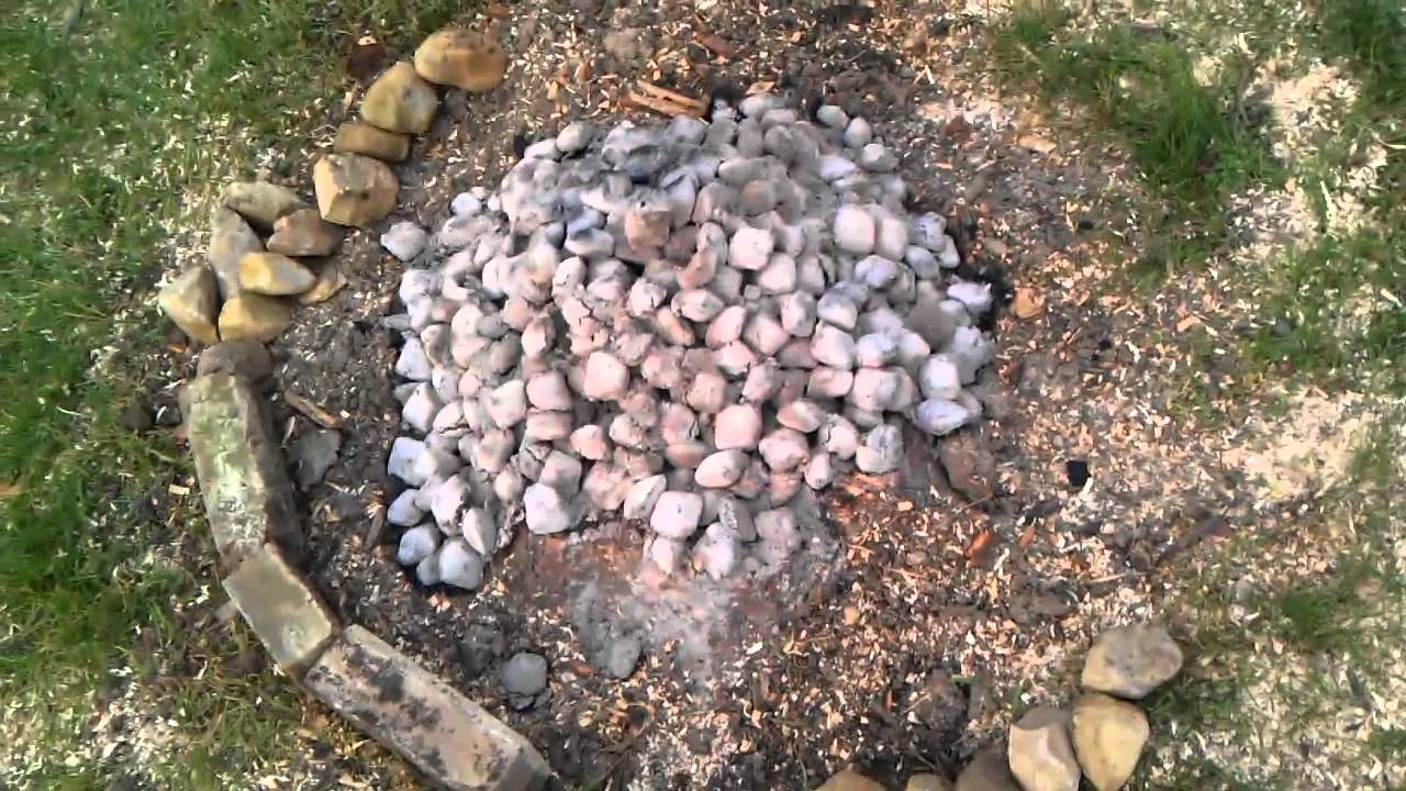 How To Burn Out A Stump