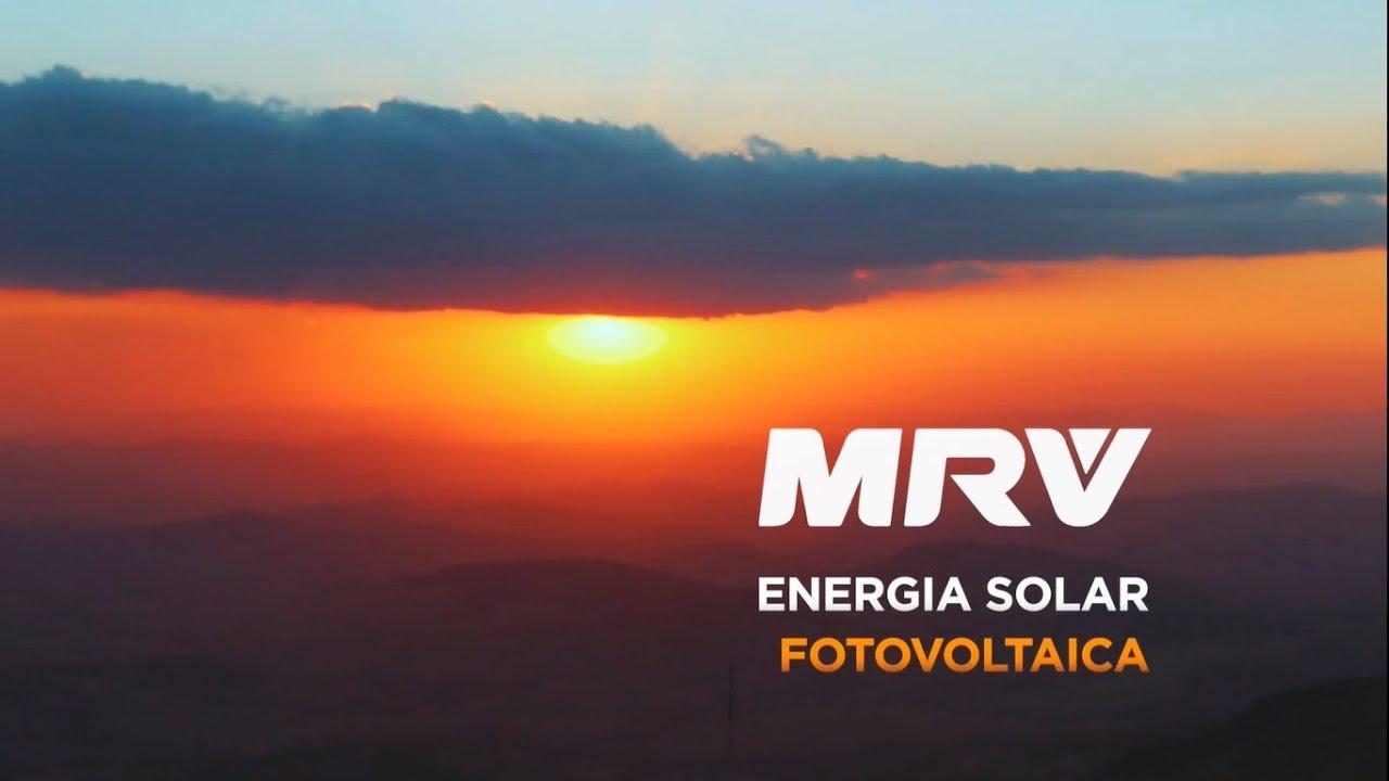ENERGIA SOLAR FOTOVOLTAICA MRV