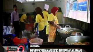 Hebat! Menu Buka Puasa Di Masjid Istiqlal Buatan Koki Profesional - iNews Petang 18/06