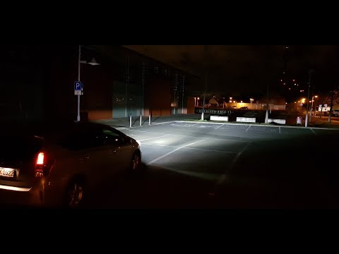 ЛЕД Лампы в  Тоёта Приус + ALPHA в линзованные фары