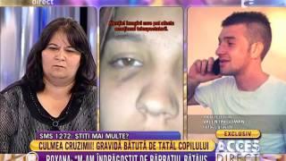Valentin Goman, bătăușul gravidei:
