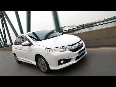 2014 รีวิว Honda City SV+ : ขับทดสอบ ฮอนด้า ซิตี้ ใหม่ รุ่นท็อป