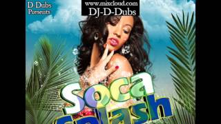 Soca Splash Vol.4 2016 Groovy Soca Mix
