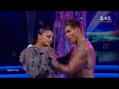 Володимир Остапчук та Ілона Гвоздьова – Фрістайл – Танці з зірками 2019
