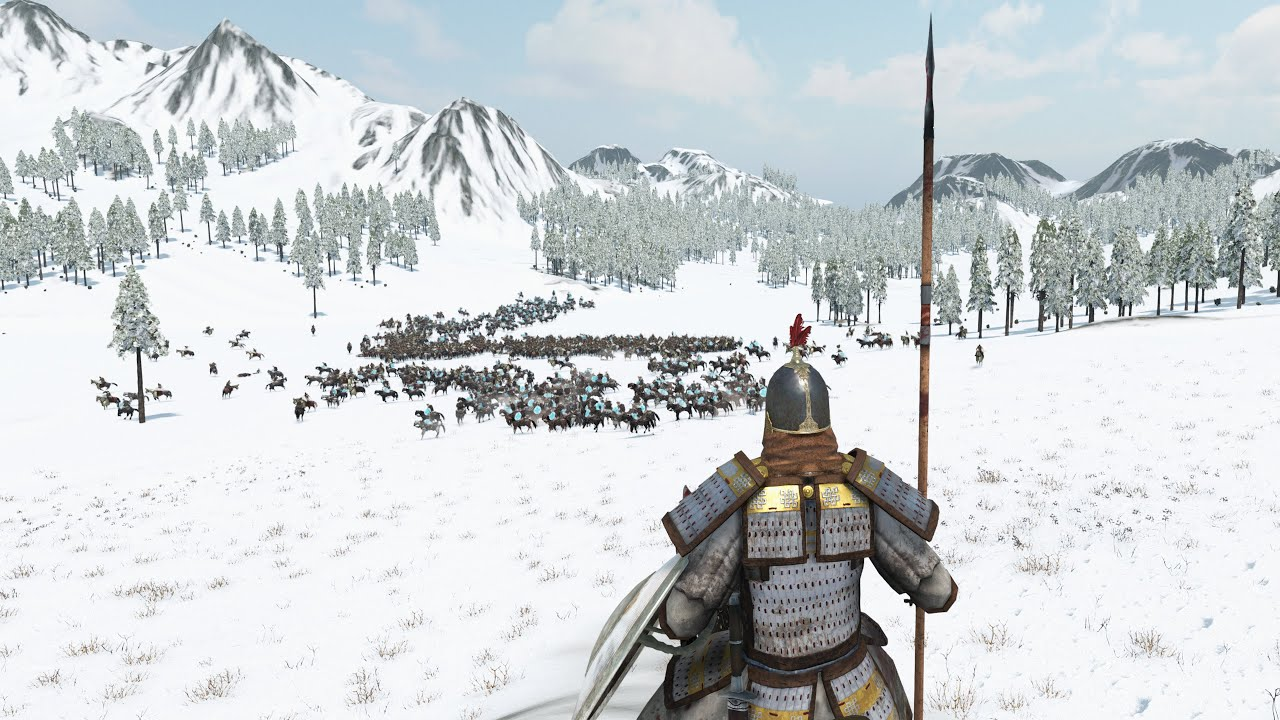 CAVALRY BATTLE – Mount & Blade 2 BANNERLORD