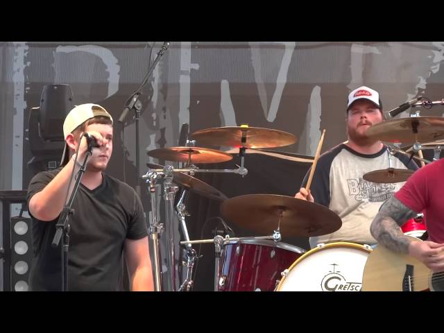 Zach Dylan - Sweet Summer Time - Tennessee Valley Fair Opening for Parmalee