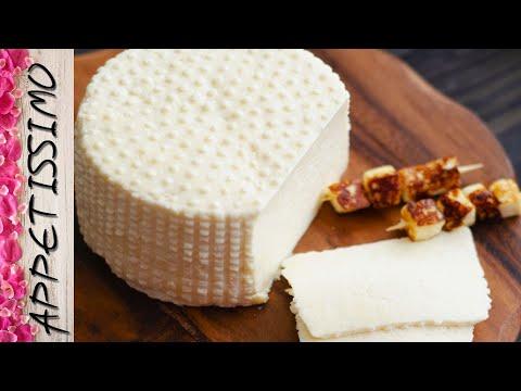 ДОМАШНИЙ СЫР ПАНИР - рецепт сыра, который можно жарить, как тофу ☆ Как сделать сыр из молока дома?