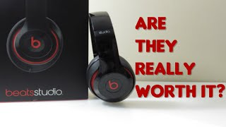 Beats By Dre Studio 2.0 (Wired) - Unboxing & Review