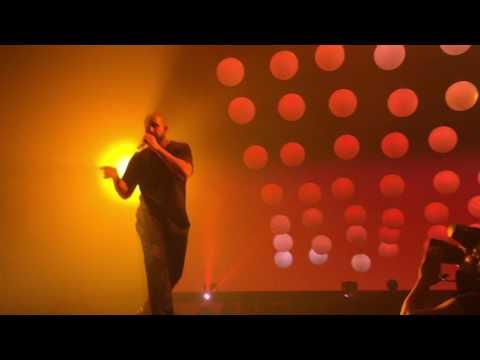 Drake - One Dance Ft Kyla (Live O2 Arena 5/2/2017) 1080p