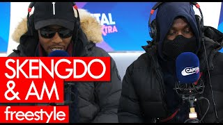 Skengdo & AM freestyle - Westwood