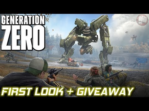 Join The Resistance | Generation Zero | First Look