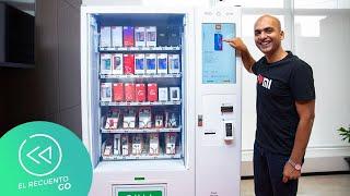 Xiaomi presenta su máquina expendedora de celulares | El Recuento Go