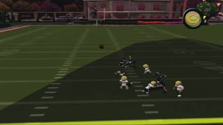 Backyard Football 2010 (NFC North - Packers VS Bears Trailer)