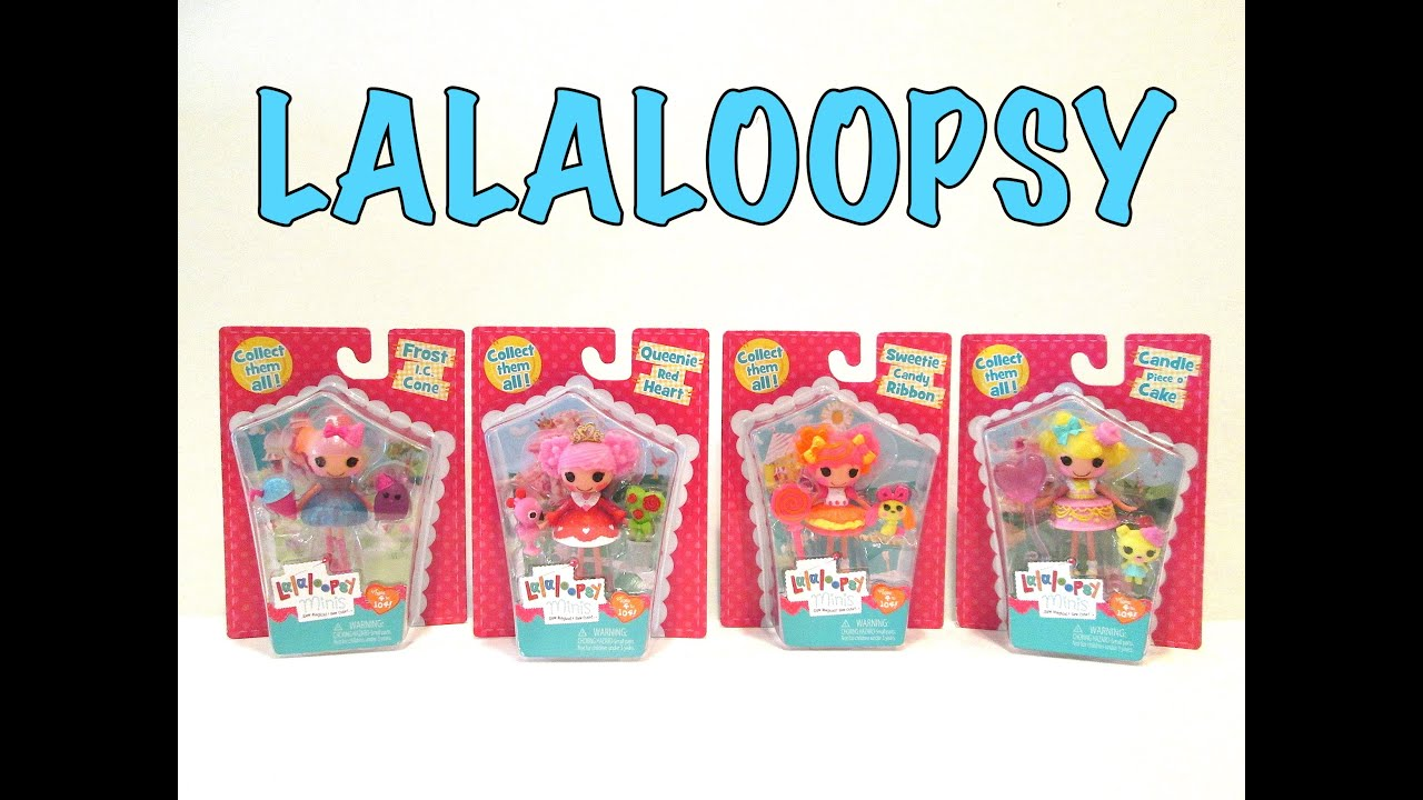 brand new lalaloopsy mini dolls - doll reviews