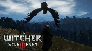 ARCHGRIFFIN BOSS FIGHT (DEATH MARCH) - The Witcher 3: Wild Hunt #43