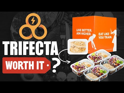 The BEST Meal Prep Company (Trifecta Nutrition Review)