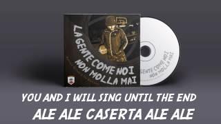 """""""LA GENTE COME NOI NON MOLLA MAI"""" - Maurizio Ha Fuso & The Bleachers - Testo & Musica"""