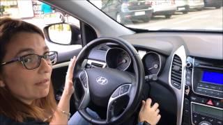Accionamiento de luces y limpiaparabrisas  Autoescuela MAC