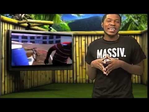 Episode 4 Week 1 of Jamaica's DWL Home videos