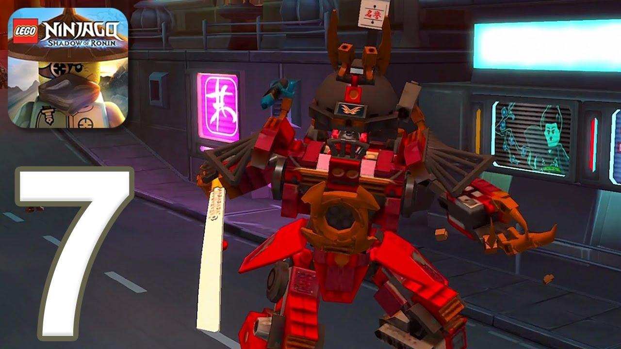 LEGO Ninjago: Shadow of Ronin - Gameplay Walkthrough Part ...