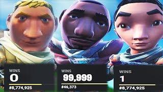 Default skins stats vs season 8 default skins stats...