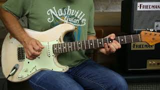 Lick Of The Day 8 - Jimi Hendrix Style Rhythm Tips - Guitar Lesson