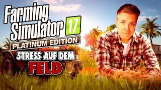 Farming Simulator 17 - Stress auf dem Feld - Herr Currywurst