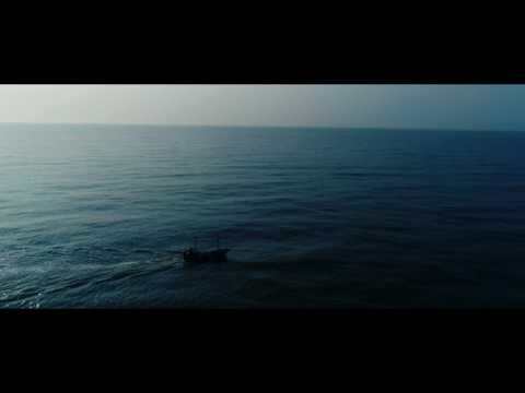 [Phantom4 Pro] Aerial View Long Take Offshore