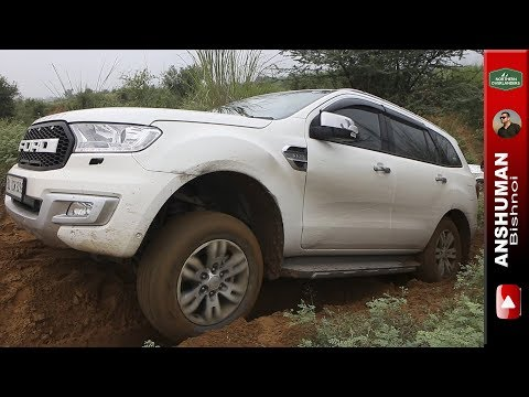 New Endeavour 3.2, Isuzu V Cross, Fortuner, Storme, Scorpio MLD & others- Weekend Offroading 24Sep17