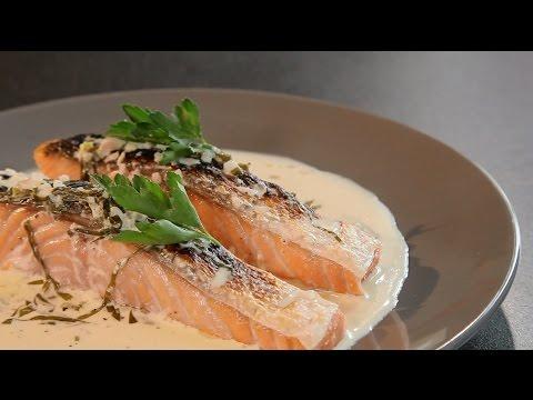recette-du-saumon-grillé-à-l'oseille